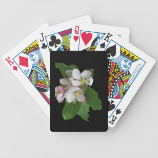 Pink Apple Flowers Cards
