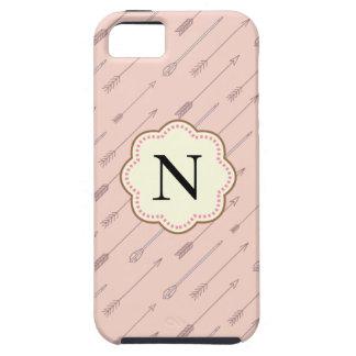 Pink Arrow iPhone 5 Case