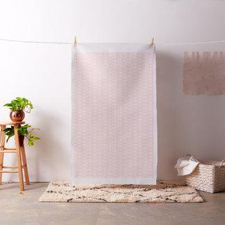 Pink Arrows Pattern Fabric