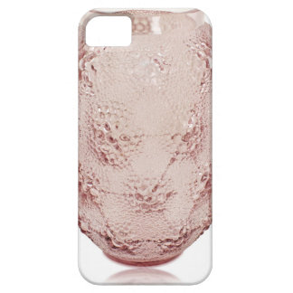 Pink Art Deco glass vase with bubbles. iPhone 5 Cases