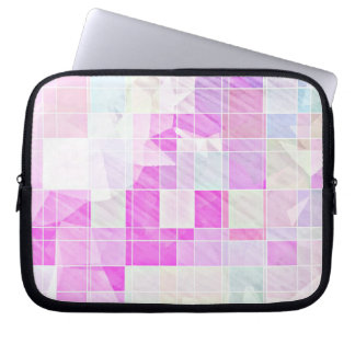 Pink Artistic Laptop Sleeve