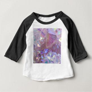Pink Aura Crystals Baby T-Shirt