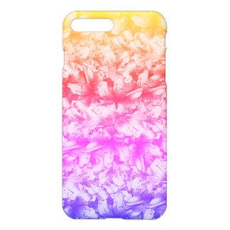 Pink Azalea Flowers Rainbow iPhone 8 Plus/7 Plus Case