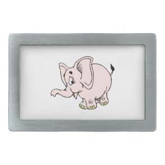 Pink baby elephant graphic.png belt buckles