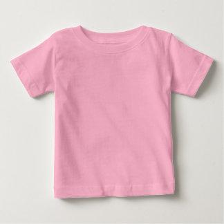 Pink Baby Fine Jersey T-Shirt