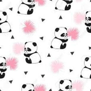 Pink Panda Buttons Pins Zazzle Ca