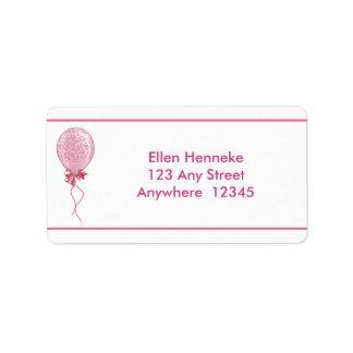 Pink Balloon 2