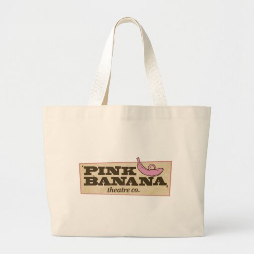 Pink Banana Bags