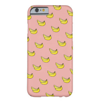 Pink Banana Barely There iPhone 6 Case
