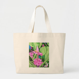 Pink Bananas Tote Bag
