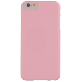 Pink Barely There iPhone 6 Plus Case