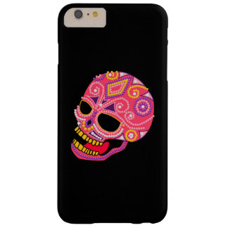 Pink Beaded Sugar Skull iPhone 6/6+ Case