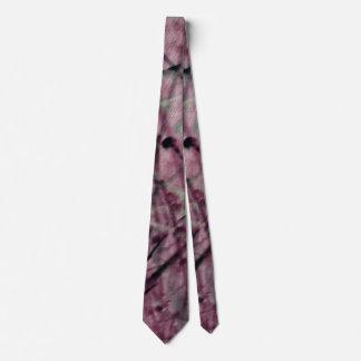 Pink Berry Field Tie