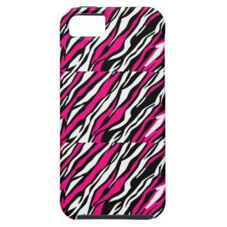 Pink, Black & White Iphone, IPad Case