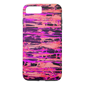 Pink Blast iPhone 7 plus case