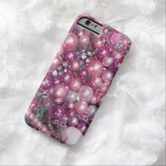 Pink Bling Style Barely There iPhone 6 Case