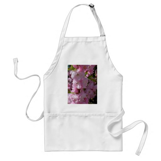 Pink Bloom Aprons