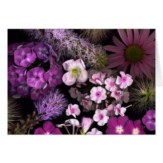 Pink Blooms of June Card