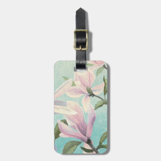 Pink Blossoms from the South Luggage Tag