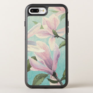 Pink Blossoms from the South OtterBox Symmetry iPhone 7 Plus Case