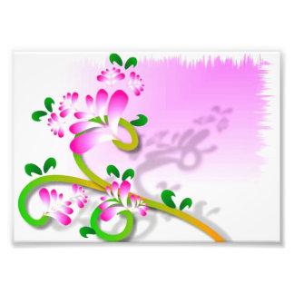Pink Blossoms Photo Print
