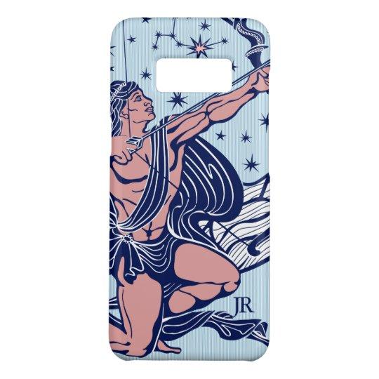 Pink & Blue Sagittarius Astrological Sign Case-Mate Samsung Galaxy S8 Case