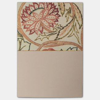 Pink Bohemian Flowers Post-it Notes