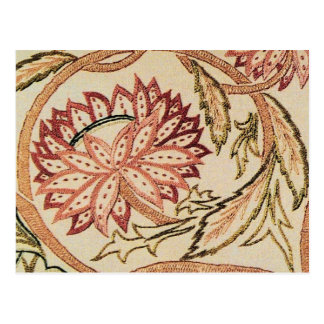 Pink Bohemian Flowers Post Cards