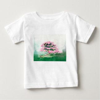 Pink Bonsai Baby T-Shirt