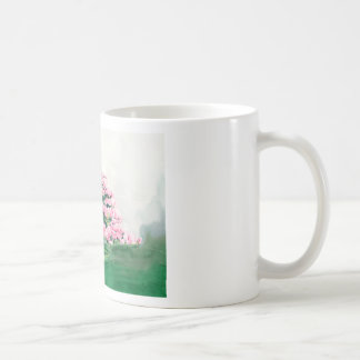 Pink Bonsai Coffee Mug