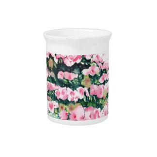 Pink Bonsai Pitcher