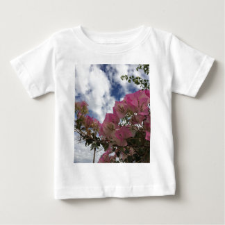 Pink bougainvillea baby T-Shirt