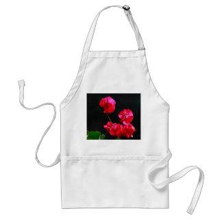 Pink bougainvilleas standard apron