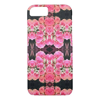Pink Bouquet iPhone 7 Case