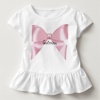 Pink Bow Collection Toddler T-shirt