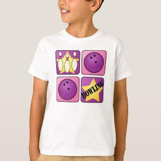 Pink Bowling T-Shirt