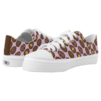 Pink Brown Chocolate Easter Egg Eggs Candy Sneaker