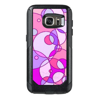 Pink Bubble Otterbox for Samsung - All Styles