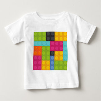 pink building blocks baby T-Shirt