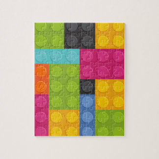 pink building blocks jigsaw puzzle