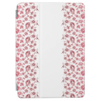 Pink Bunches of Flowers iPad Air Cover