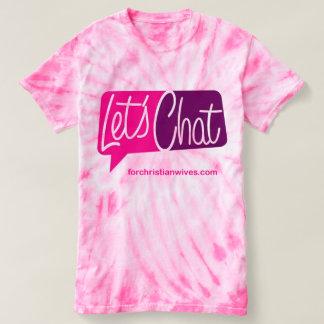 Pink burst t-shirt
