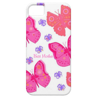 Pink Butterflies iphone cases add name, or message
