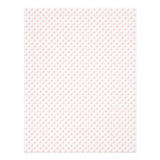 Pink butterfly scrapbook paper design
