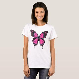 Pink Butterfly T-Shirt