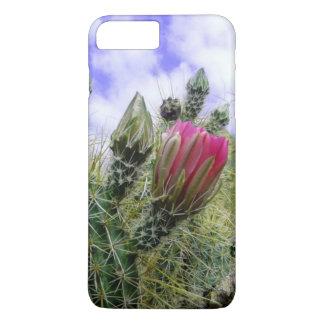 Pink Cactus Flower iPhone 7 Plus Case
