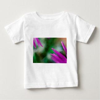 Pink Cactus Petals Baby T-Shirt