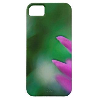 Pink Cactus Petals iPhone 5 Case
