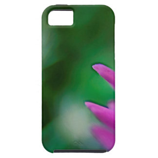 Pink Cactus Petals iPhone 5 Cover