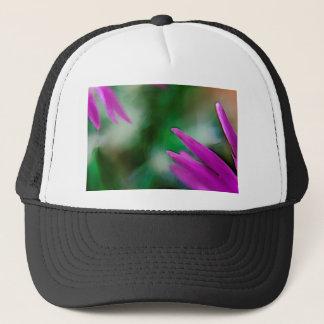 Pink Cactus Petals Trucker Hat